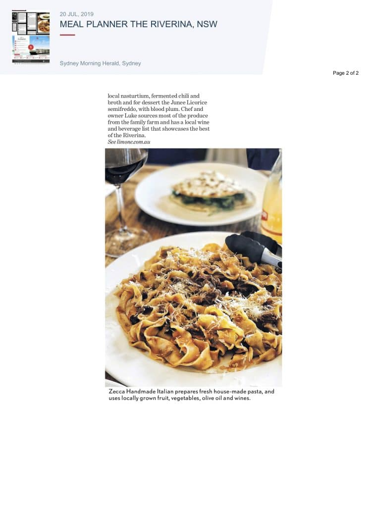 Meal Planner | Pappardelle -